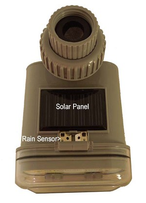The Solar Rain Barrel Timer